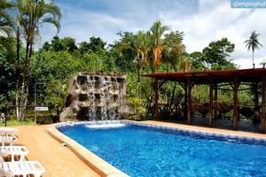 World-Class Fishing and Upscale Rainforest Cabins in Costa Rica