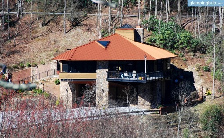 glamping cabin in atlanta