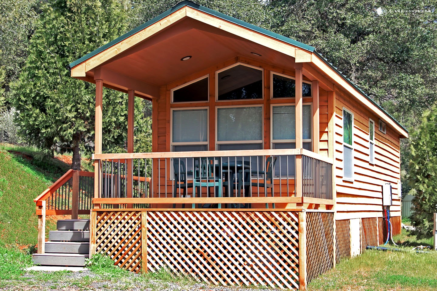 Cabin rental near yosemite national park for Groveland ca cabin rentals