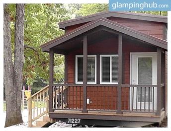 deluxe cabin near lynchburg virginia