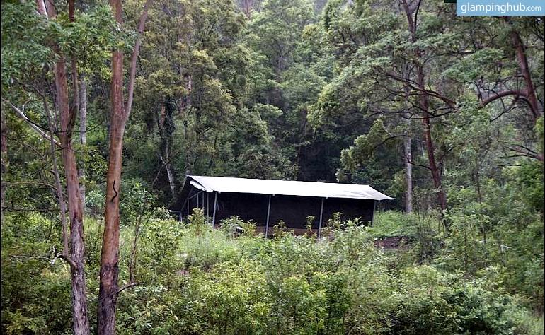 Spa Retreat National Park Queensland Glamping Australia