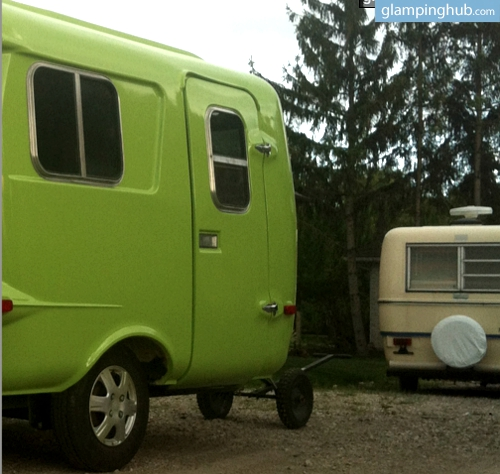 Vintage trailers ontario california