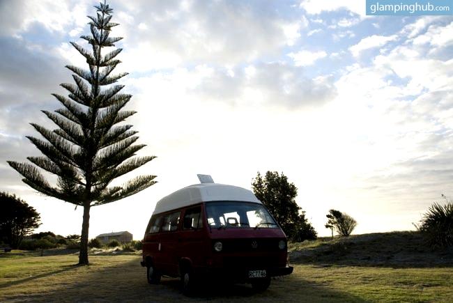 Elegant Caravan Park  New Zealand  Explore Platours_flickr39s Photo
