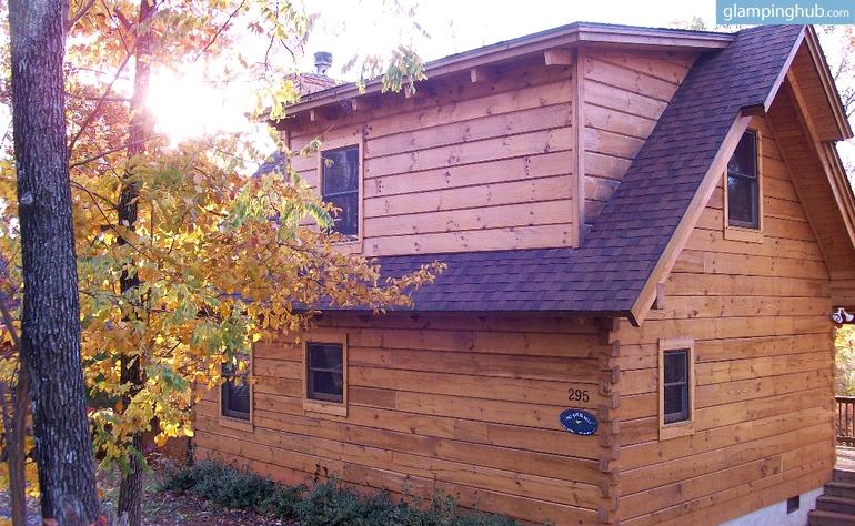 Luxury Cabin North Carolina