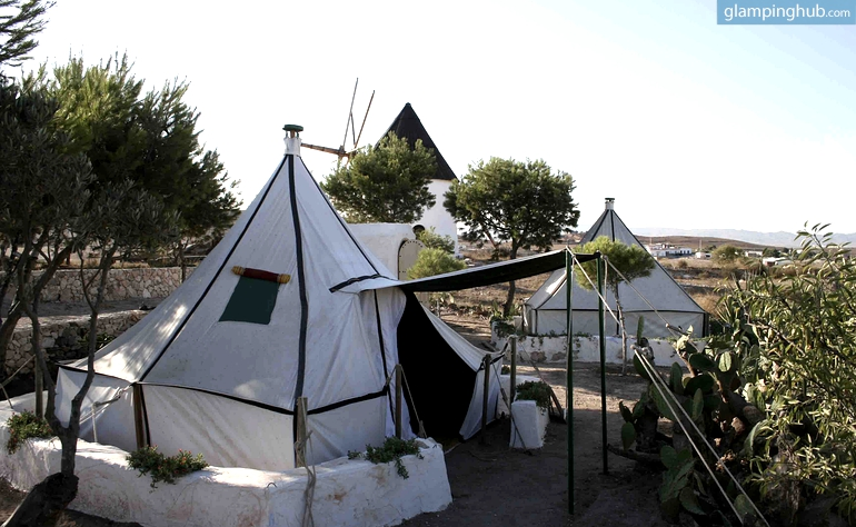 Luxury Camping Tents In Almeria Glamping In Spain