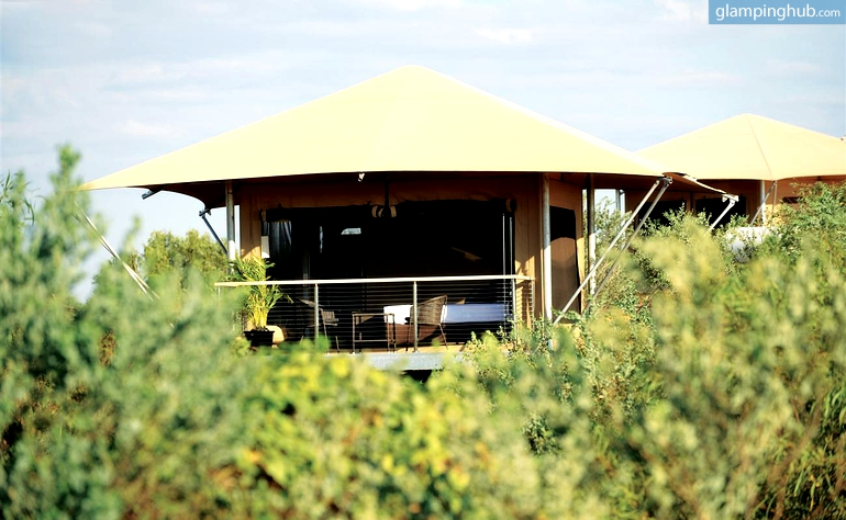 Luxury Tents In Broome With Oceanfront Walk To Beaches
