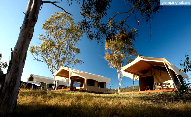 Maryvale Australia  city photo : Home / Australia / Queensland / Maryvale / Luxury campgrounds with ...