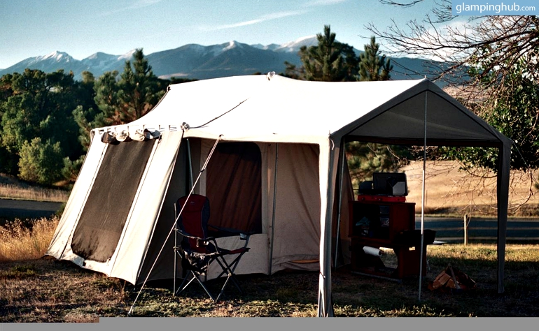 Glamping Yellowstone Mt Luxury Tents In Livingston