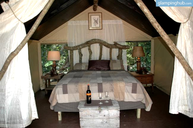 Luxury Glamping Tents Near Orlando, Sunny Central Florida