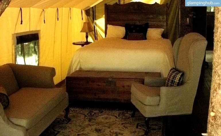 Luxury Camping Tents Upstate New York Glamping New York