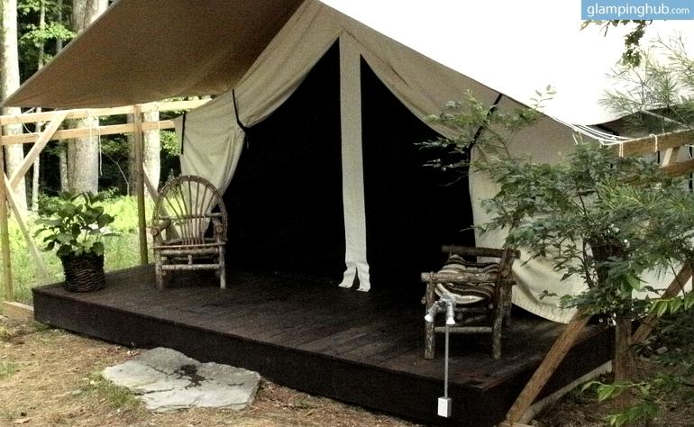 Tempurpedic Mattress Reviews >> Luxury Camping Tents Upstate New York | Glamping New York