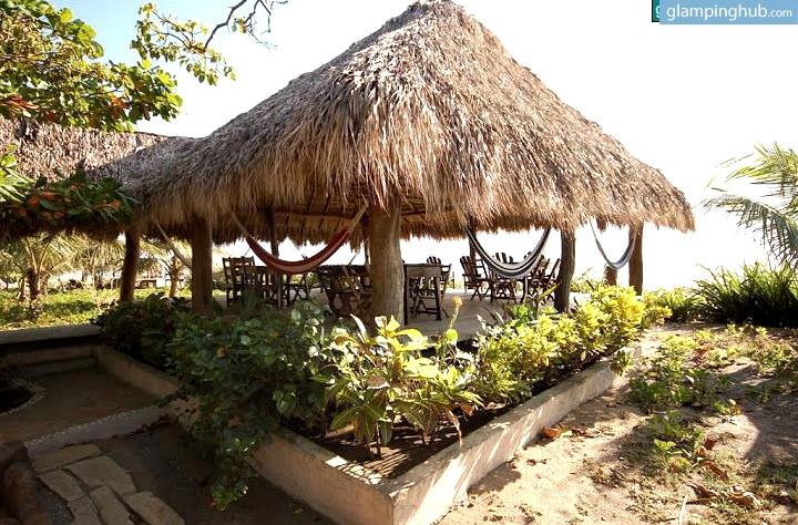 Nicaragua Beaches Surfing Eco Surf Lodge Managua   Beach