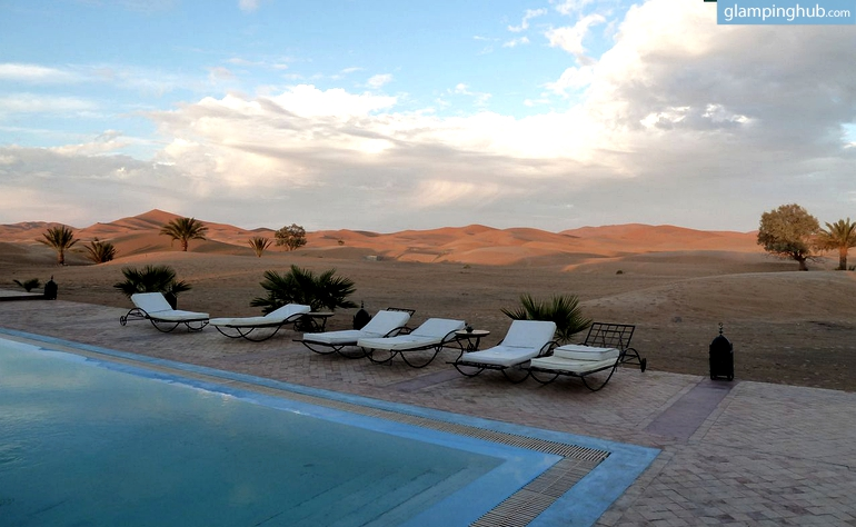Fashionable Nomad Tents Spread Across Stunning Holiday Destinations of Morocco