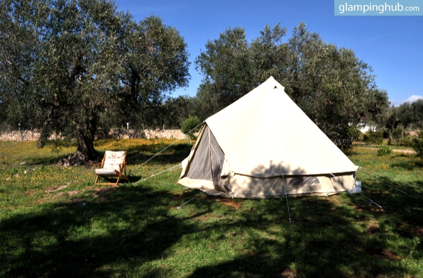 Alliste Italy  City pictures : Luxury Tipi Camping in Lecce, Italy | Glamping in Italy