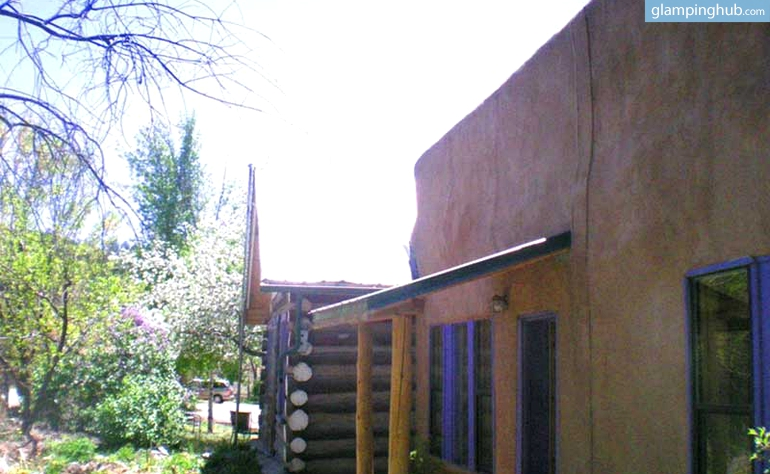 Cabin rental near taos new mexico for Cabins in taos nm