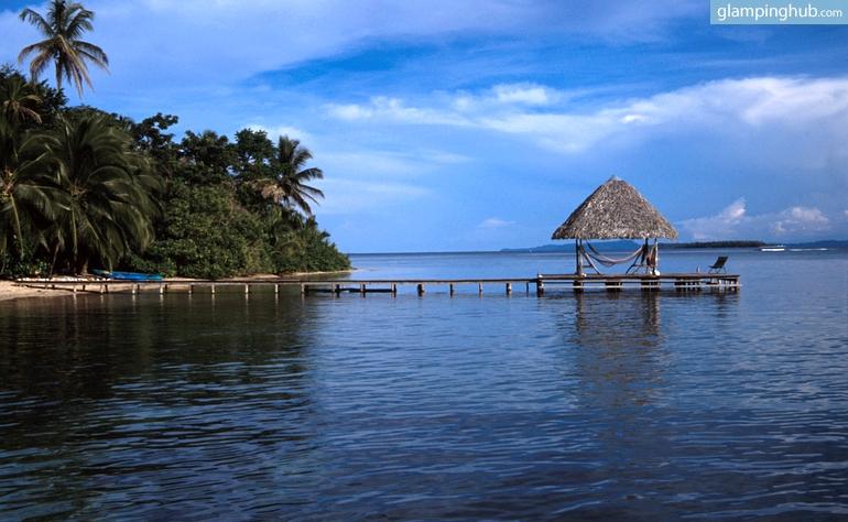 Beach Bungalows In Panama Glamping In Panama