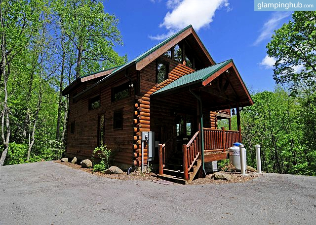 Log Cabin Rental Tennessee