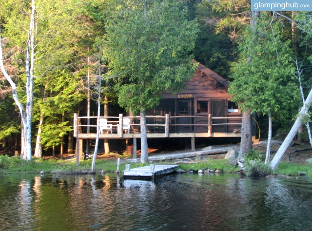 Luxury cabin rental upstate ny for Log cabins upstate ny