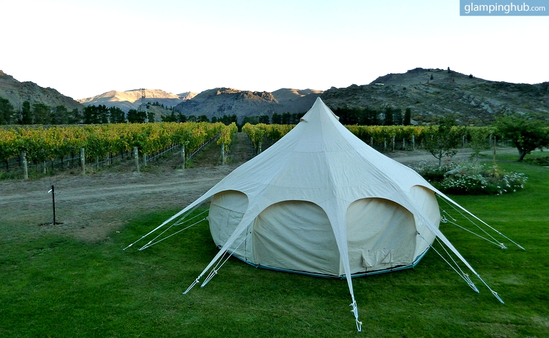 Garston New Zealand  city photos : Home / New Zealand / Southland / Garston / Luxury Tent on High Country ...