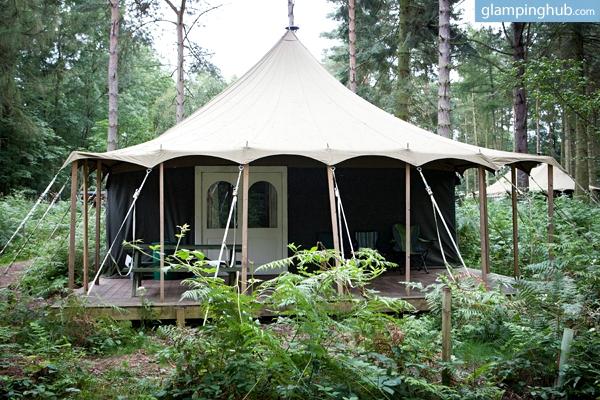 Luxury Tent Rentals England
