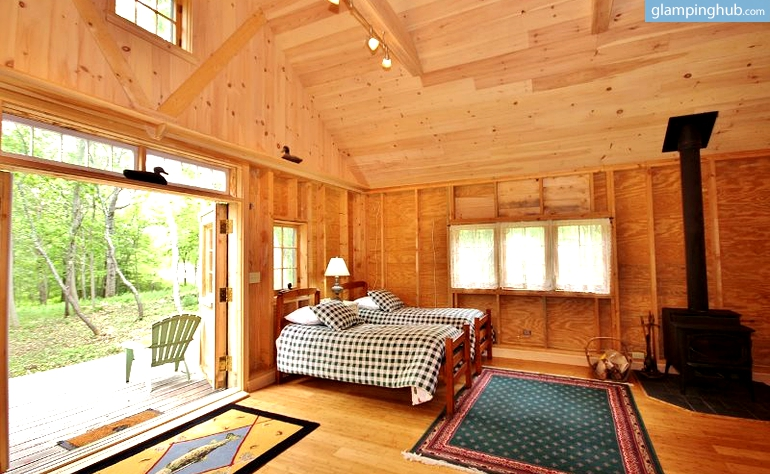 Luxury Cottage Rental In Maine Glamping In Maine