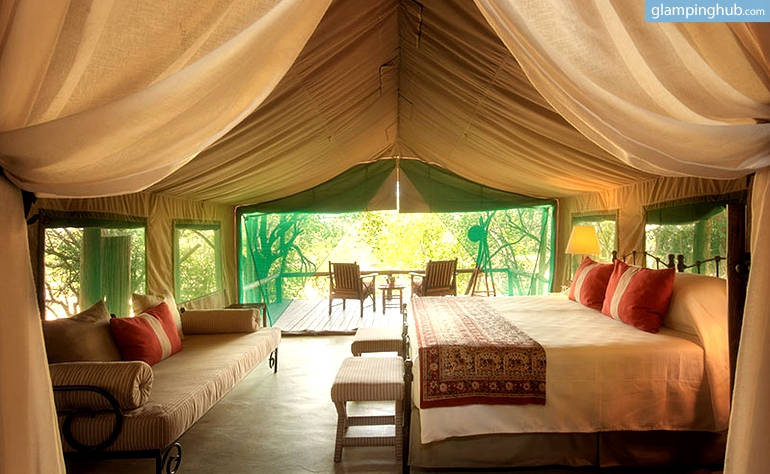 Camping Tents South Africa Safari Tent Camping in South