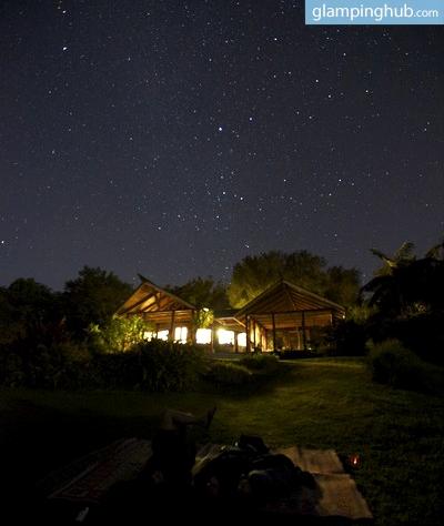 Luxury Yurt Hawaii