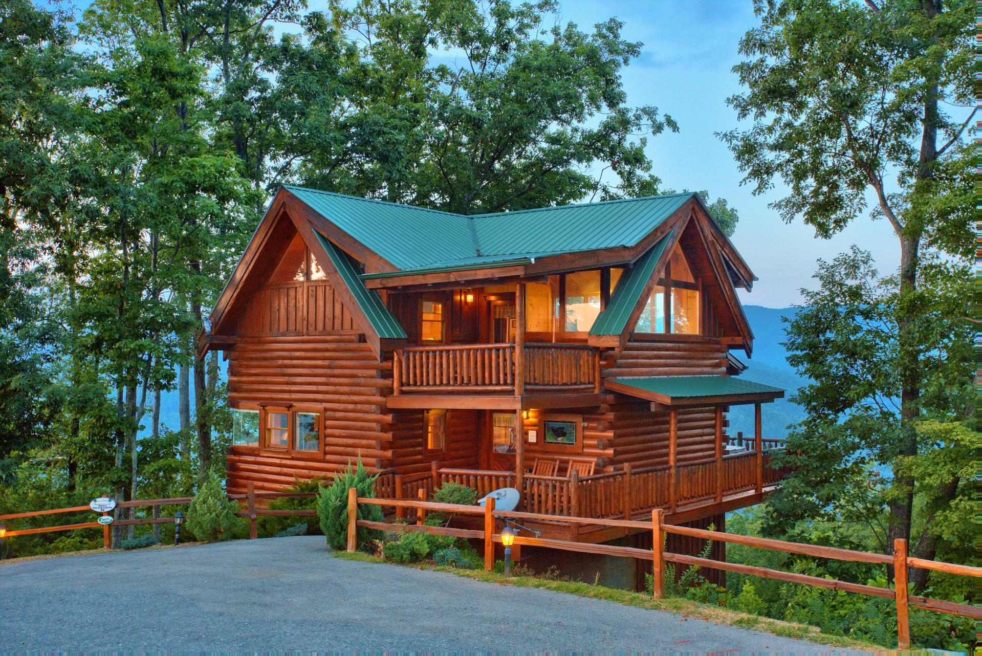 Knoxville cabin rental for Smoky mountain tennessee cabin rentals
