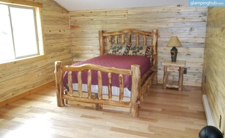 Luxury Log Cabin Office : Luxury log cabin colorado
