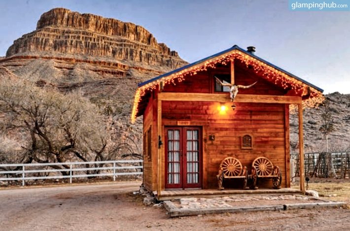Glamping By Grand Canyon Az