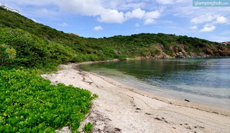 Water Island Virgin Islands Cabins Tree Houses Tents