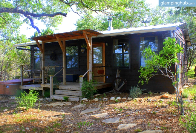 Texas hill country cabins cabins hill country for Texas hill country cabin