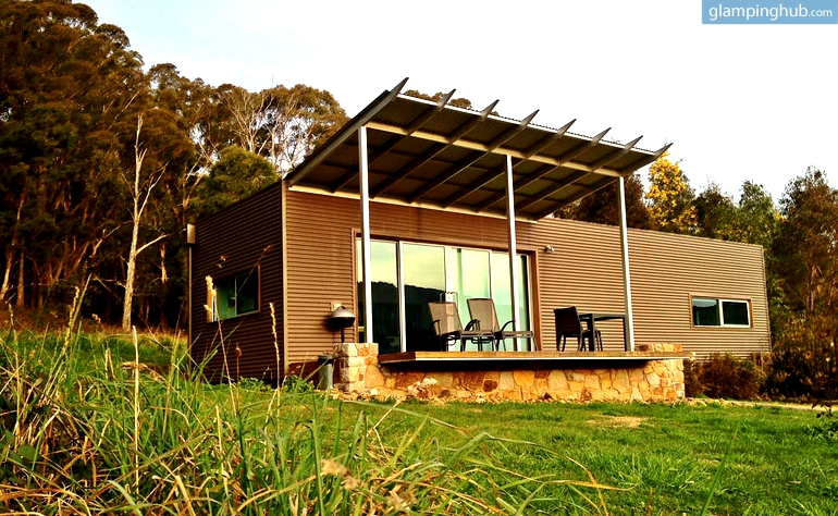 Buckland Australia  City new picture : Luxury Cabin Getaway in Australia | Glamping in Australia