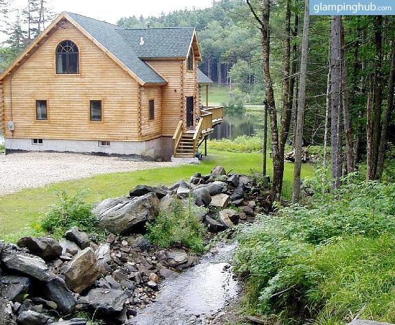 Cabin rental in wilmington vermont for Wilmington ny cabin rentals