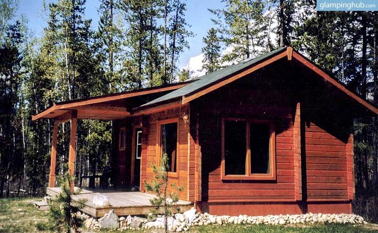 Log Cabin Rentals In British Columbia Luxury Camping In