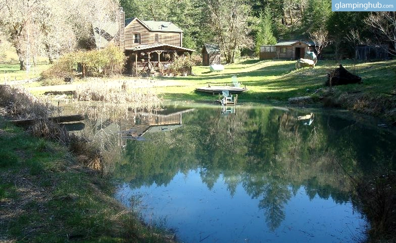 northern california cabin rental