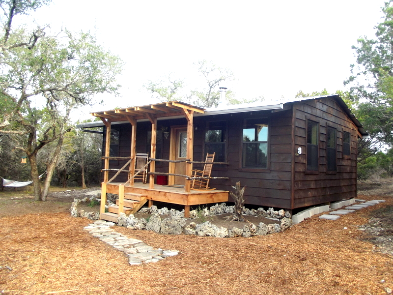 texas hill country cabin rental
