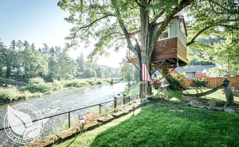 Luxury Camping in Washington