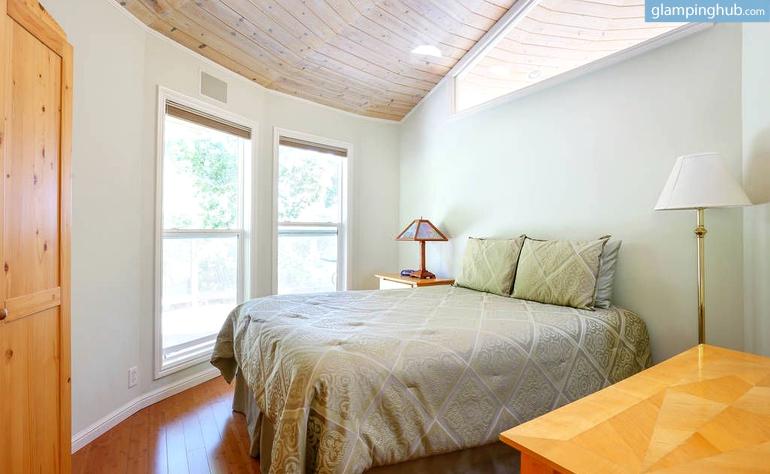 Luxury Cabin Rental In The Bay Area