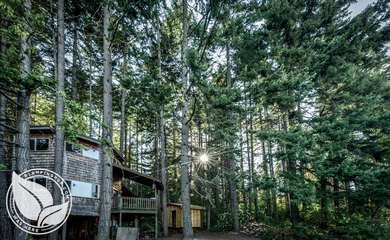 west coast vacation ideas including the best treehouses California has to offer
