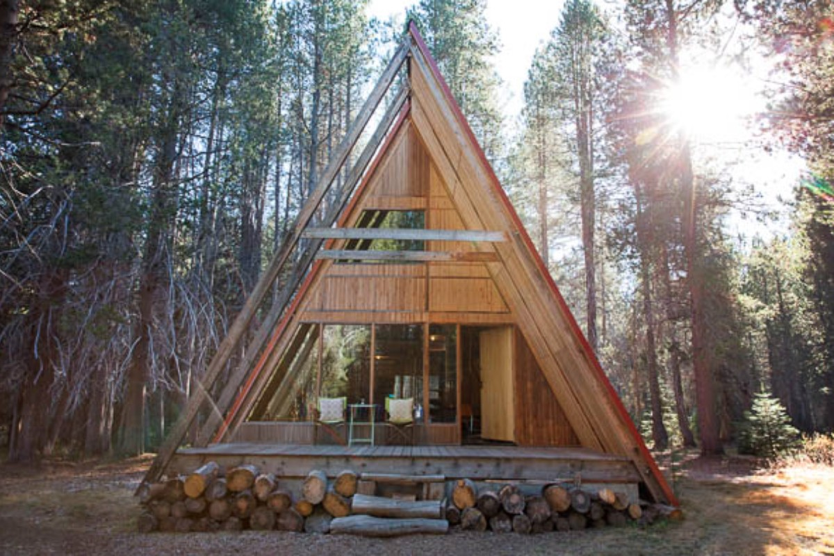 Yosemite getaways for Nearby campgrounds with cabins