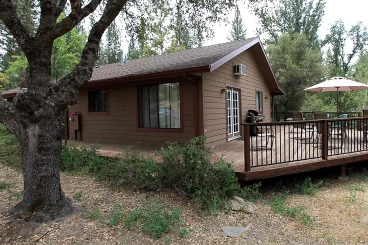 Yosemite getaways for Cabins in yosemite