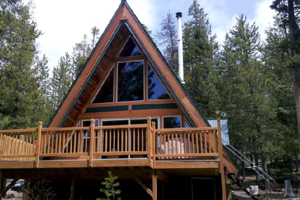 Oregon weekend getaways for Romantic cabins oregon