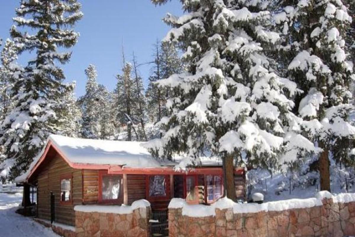 Colorado weekend getaways for Ski cabins in colorado