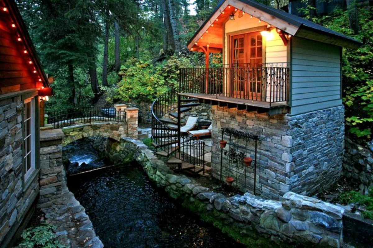 pet friendly cabins in the u s