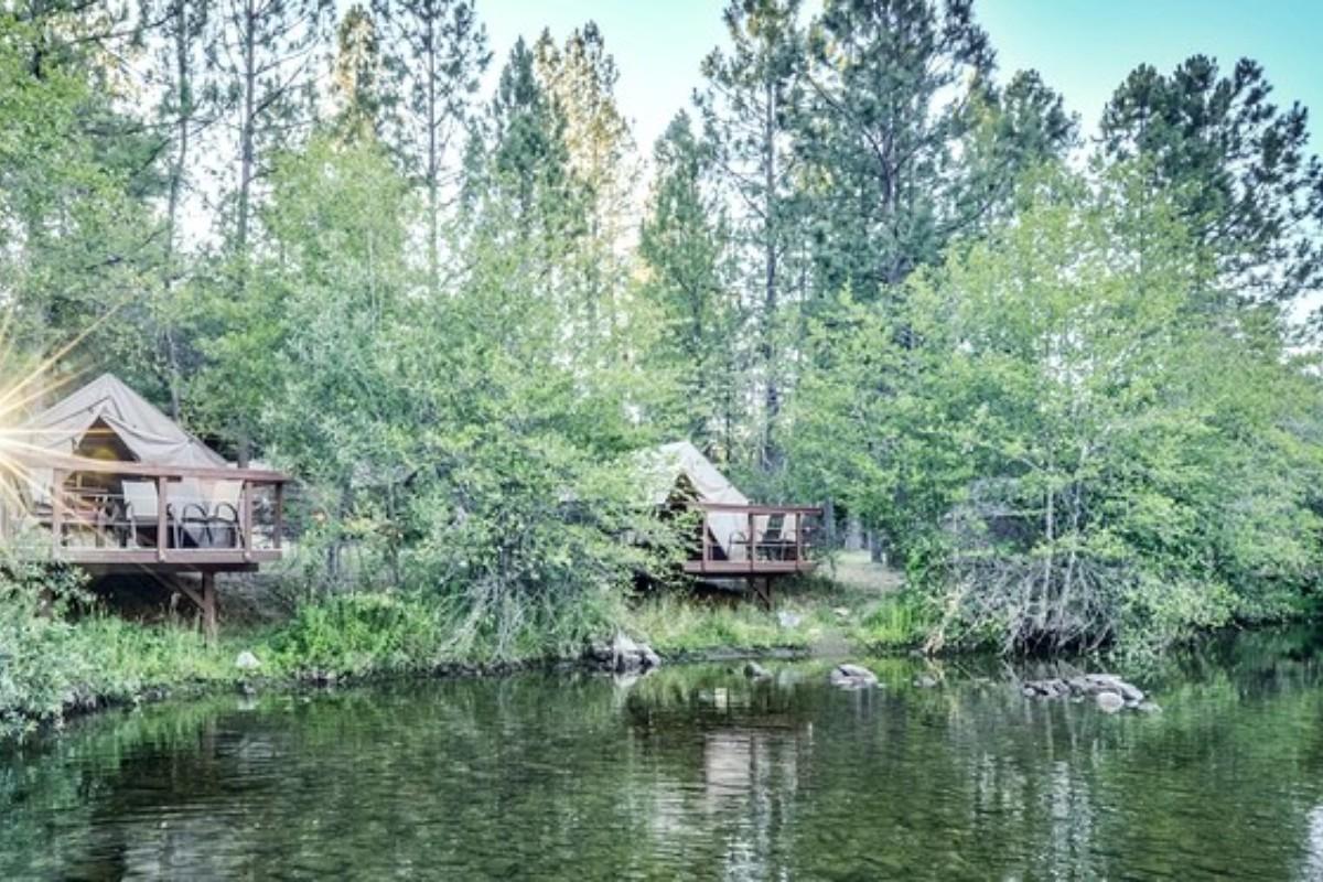 Yosemite getaways for Yosemite park camping cabins
