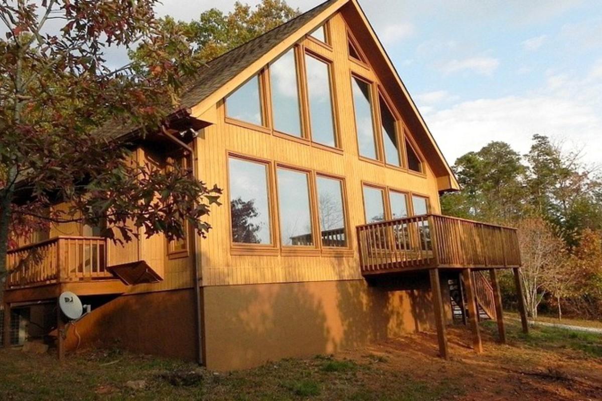 Georgia weekend getaways for Unique cabins