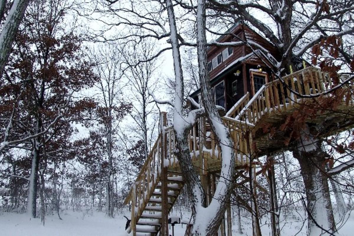 Illinois weekend getaways for Best weekend getaways in winter