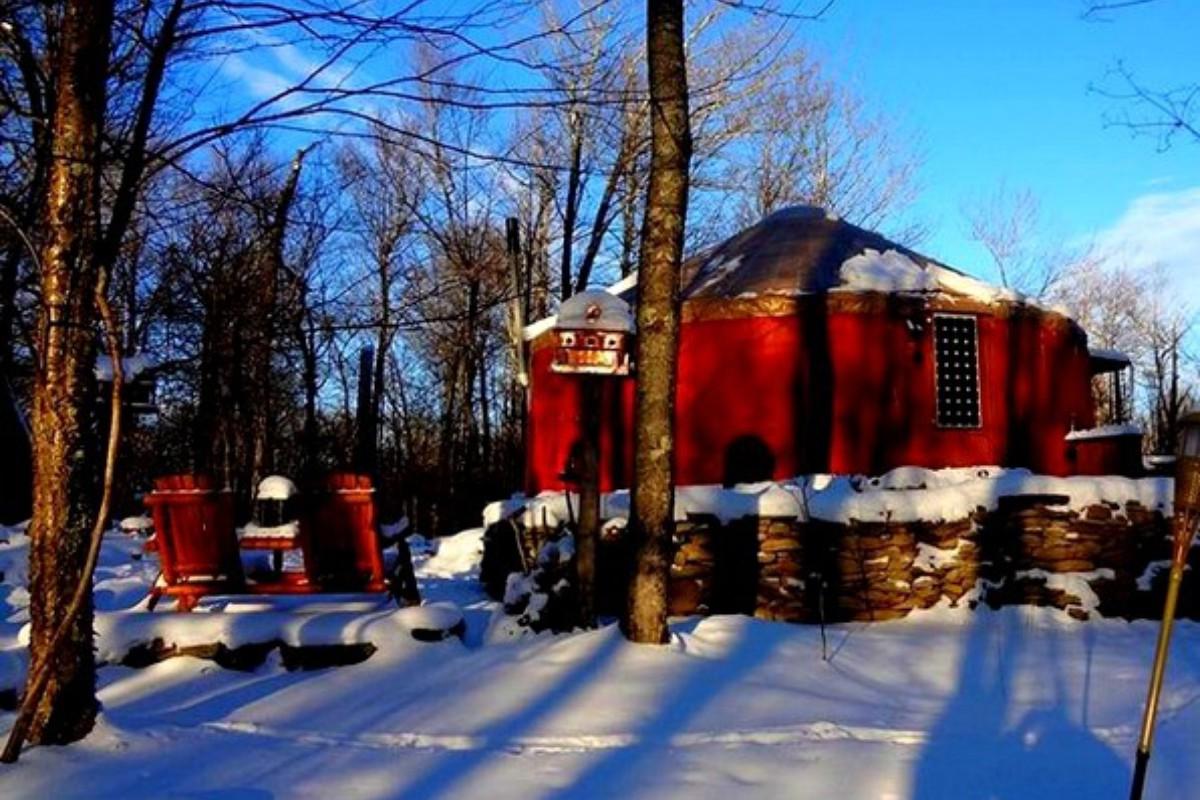 Winter weekend getaways from nyc for Best weekend getaways in winter